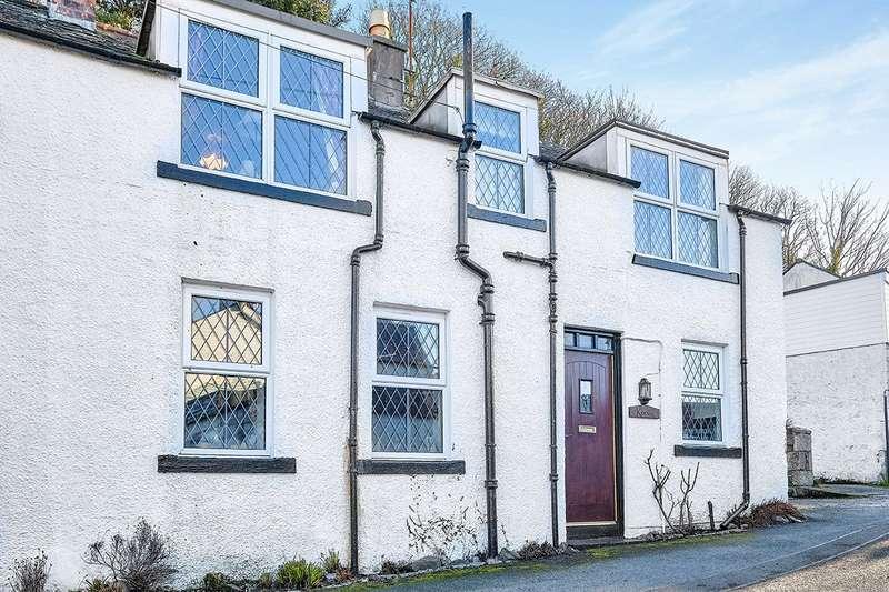 3 Bedrooms Semi Detached House for sale in Kippford, Dalbeattie, DG5
