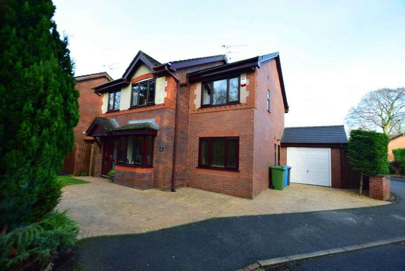 5 Bedrooms Detached House for sale in Foxwood Drive, Kirkham, PR4 2DS