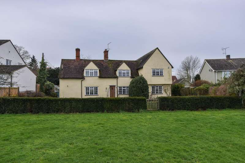4 Bedrooms Cottage House for sale in Parsonage Downs, Dunmow