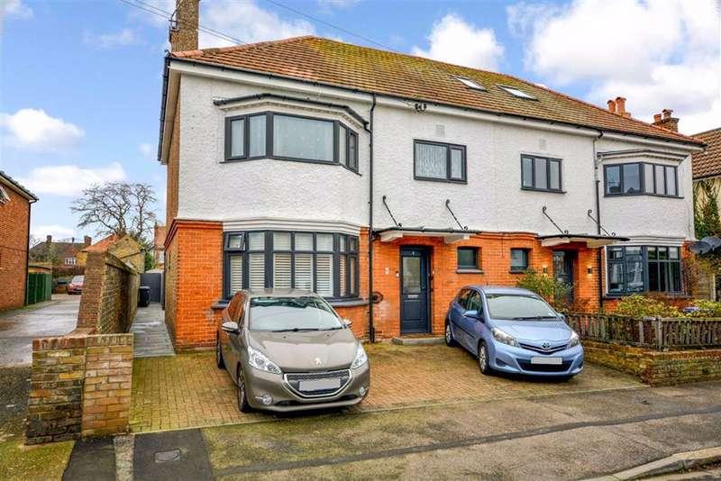 3 Bedrooms Flat for sale in Swinburne Avenue, Broadstairs, Kent
