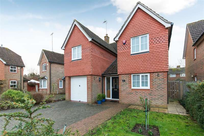 4 Bedrooms Detached House for sale in Water Meadows, Fordwich