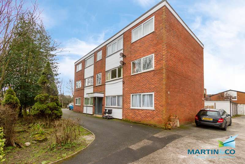 2 Bedrooms Apartment Flat for rent in Grosvenor Court , St Anne's Road East FY8