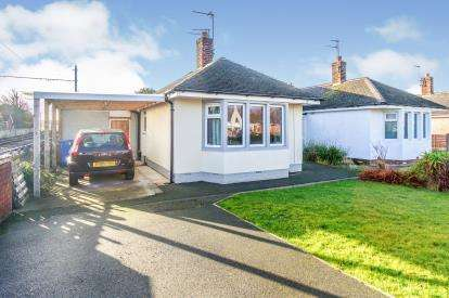 2 Bedrooms Bungalow for sale in South Strand, Fleetwood, Lancashire, ., FY7
