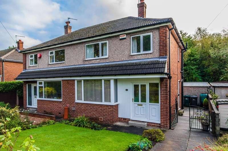 3 Bedrooms Semi Detached House for sale in Waterloo Road, Waterloo, Huddersfield