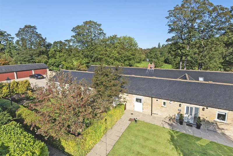 3 Bedrooms Unique Property for sale in Wetherby Grange, Wetherby, LS22 5PB