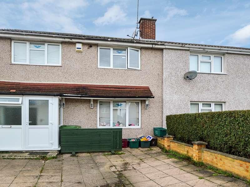 3 Bedrooms Semi Detached House for sale in Craydene Road, Erith DA8