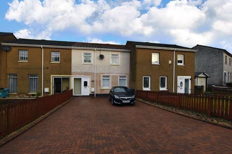 3 Bedrooms Property for sale in Deveron Street, Coatbridge, ML5