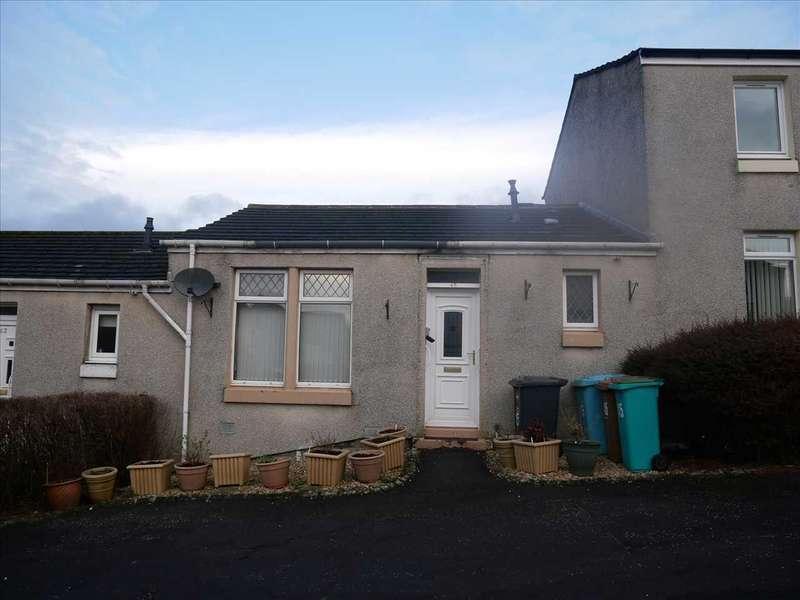 1 Bedroom Bungalow for sale in Grampian Way, Cumbernauld