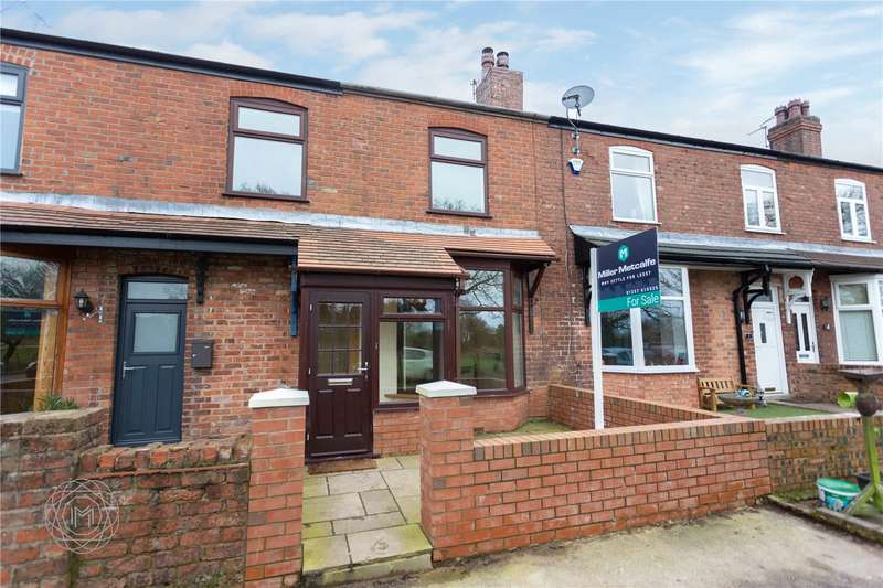 3 Bedrooms Terraced House for sale in Lucas Avenue, Charnock Richard, Chorley, Lancashire, PR7