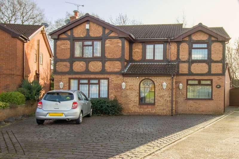 4 Bedrooms Detached House for sale in Juniper Grove, Great Sutton, Ellesmere Port, CH66