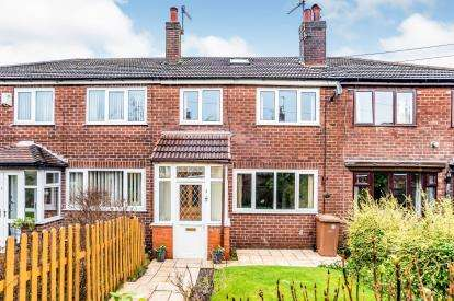 3 Bedrooms Terraced House for sale in Mallory Avenue, Ashton Under Lyne, Tameside, Greater Manchester