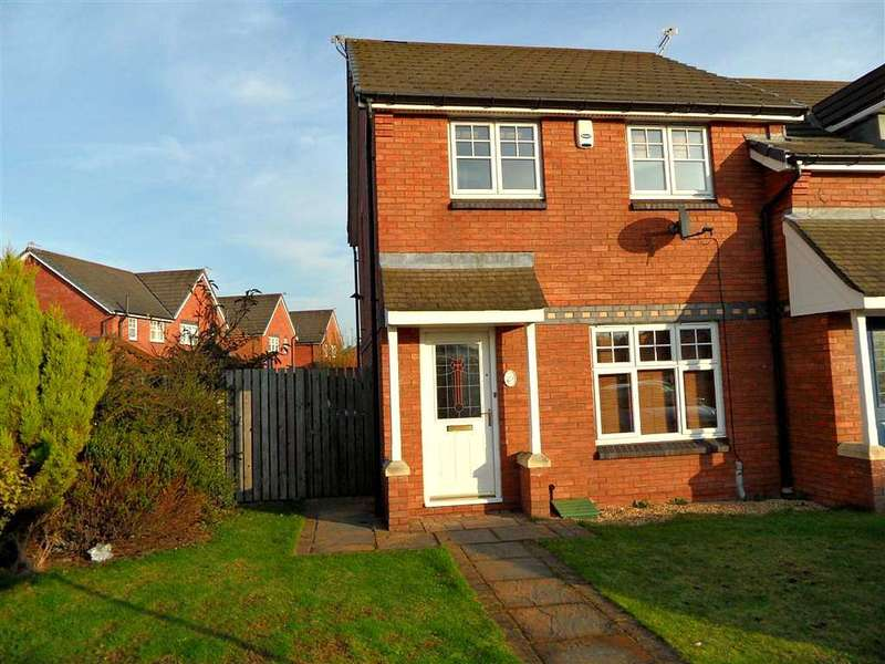 3 Bedrooms Mews House for sale in Gladstone Way, Newton Le Willows