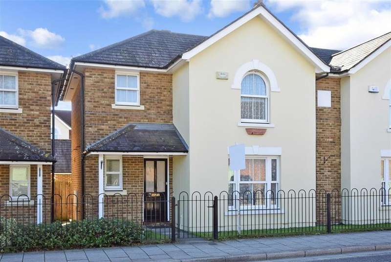 4 Bedrooms Semi Detached House for sale in Station Road West, , Canterbury, Kent
