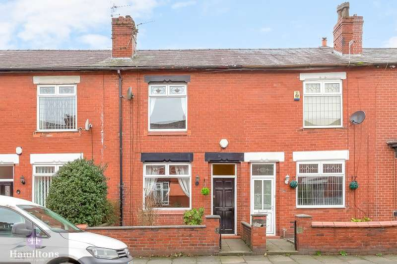 2 Bedrooms Terraced House for sale in Bold Street, Leigh, Greater Manchester. WN7 1EZ