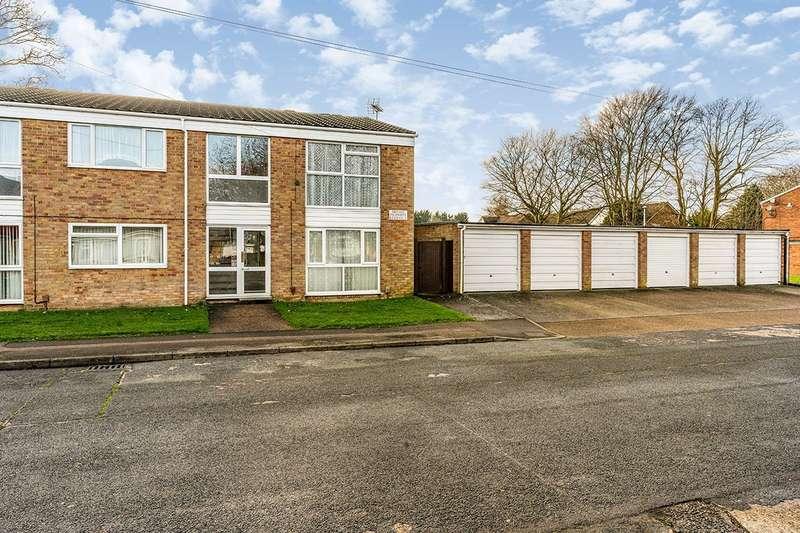 2 Bedrooms Apartment Flat for sale in Sedley Close, Rainham, Kent, ME8