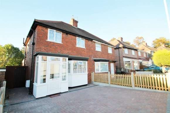 3 Bedrooms Detached House for rent in Hawksford Crescent, Wolverhampton