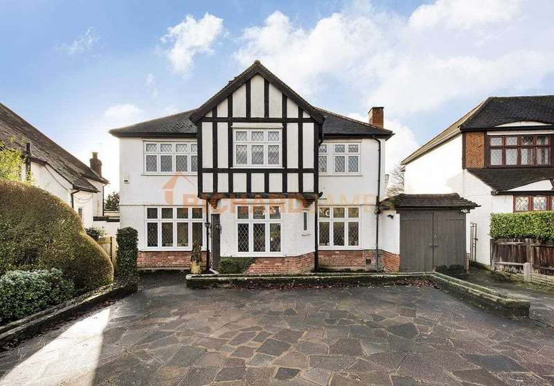 Property for sale in Hillside Grove, Mill Hill, NW7
