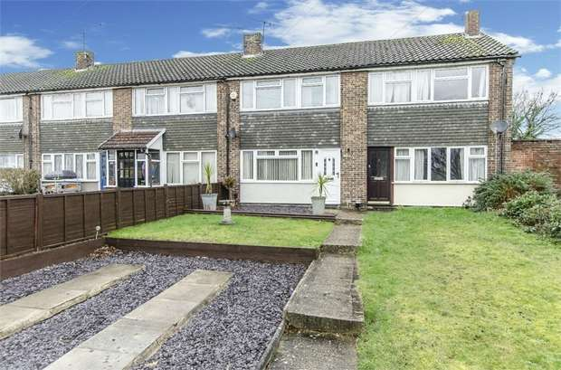3 Bedrooms Terraced House for sale in Wiltshire Road, Chandler's Ford, EASTLEIGH, Hampshire