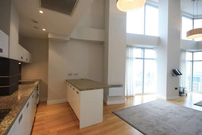 2 Bedrooms Apartment Flat for sale in Great Northern Tower, Watson Street, Manchester