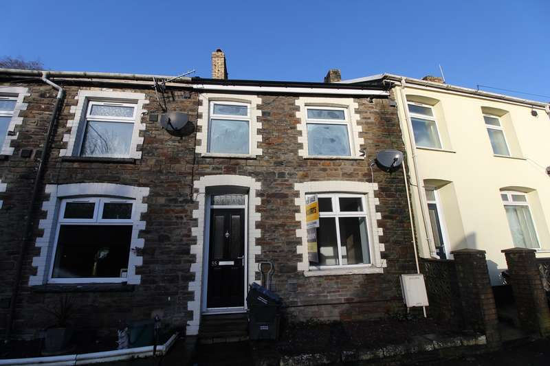 2 Bedrooms Terraced House for sale in Aberbeeg Road, Abertillery, NP13