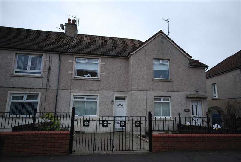 3 Bedrooms Flat for sale in Anderson Drive, Saltcoats