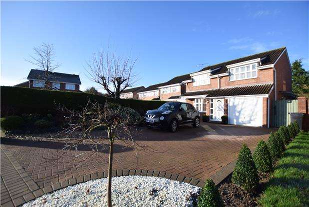4 Bedrooms Detached House for sale in Stoneberry Road, Bristol, BS14 0JF