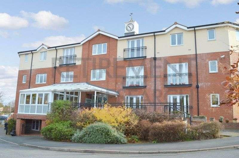 1 Bedroom Property for sale in Radbrook House, Shrewsbury, SY3 6AL