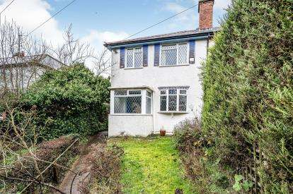3 Bedrooms Semi Detached House for sale in Bigbury Lane, Stourport-On-Severn, Worcestershire