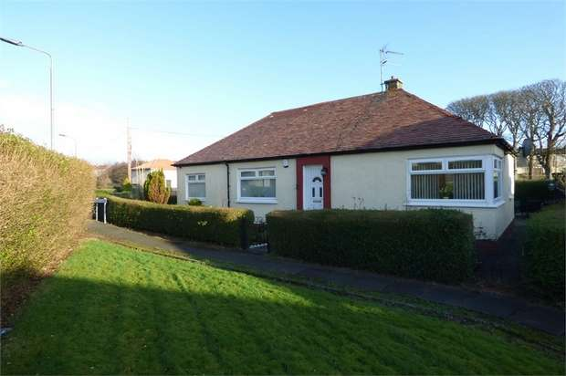 3 Bedrooms Detached Bungalow for sale in Parkhouse Gardens, Ardrossan, North Ayrshire