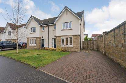 3 Bedrooms Semi Detached House for sale in Cotton Row, Deanston