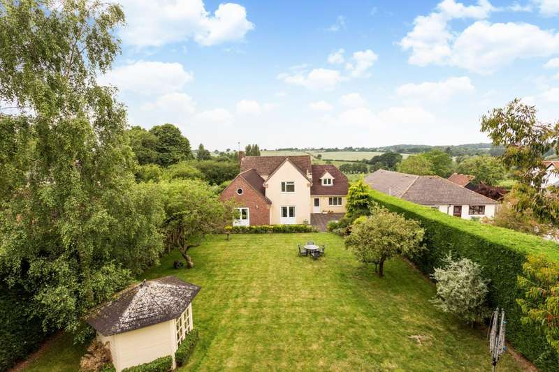 4 Bedrooms Detached House for sale in The Downs, Stebbing, Great Dunmow
