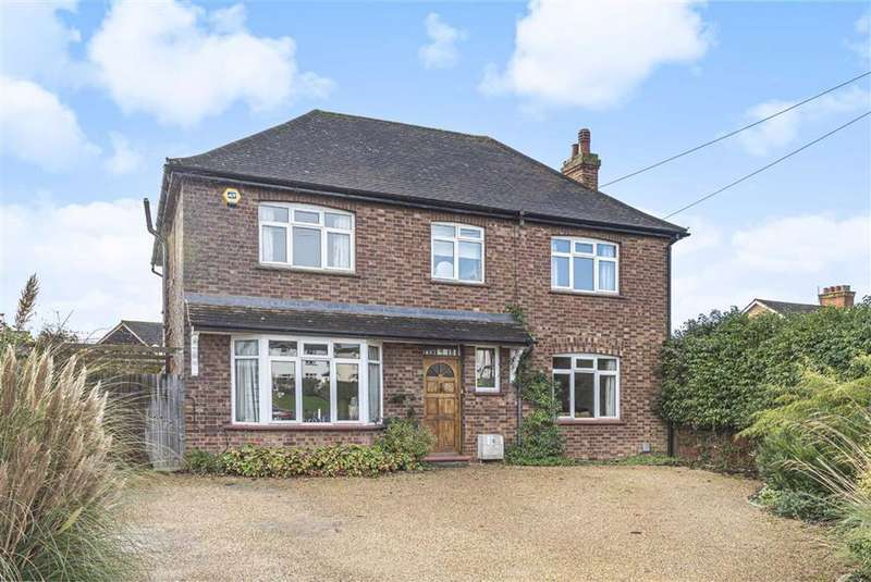 4 Bedrooms Detached House for sale in Oakley Road, Beds