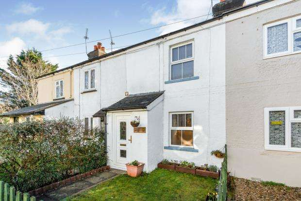 2 Bedrooms Terraced House for sale in Basingstoke, Hampshire