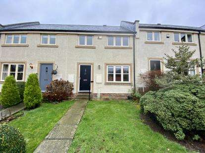 3 Bedrooms Terraced House for sale in Silver Meadows, Barton, Richmond, North Yorkshire