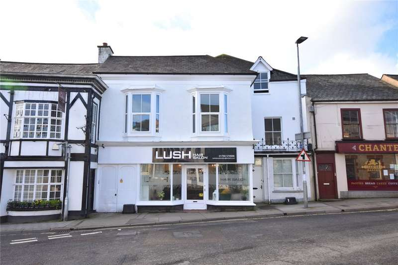 5 Bedrooms Apartment Flat for sale in Queen Street, South Molton, Devon, EX36
