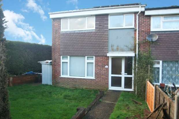 Property for sale in Birch Rd, Bordon, Hampshire, GU35 8BW