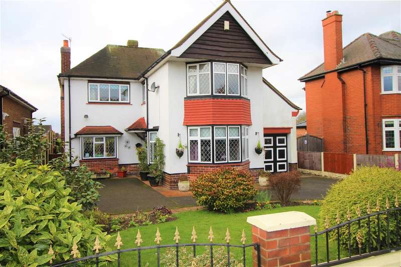 3 Bedrooms Detached House for sale in Heanor Road, Ilkeston