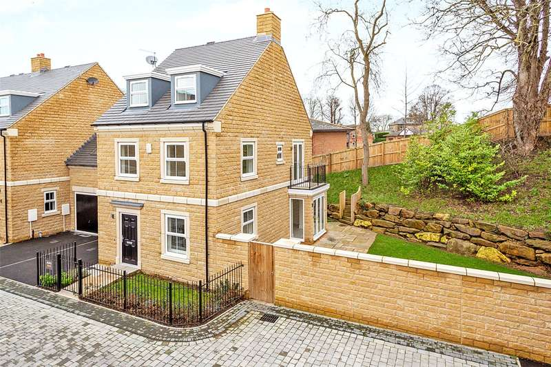 4 Bedrooms Link Detached House for sale in Deighton Road, Wetherby, West Yorkshire, LS22
