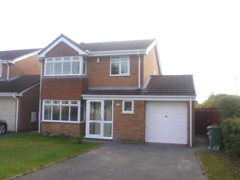 4 Bedrooms Detached House for rent in Lytham Road, Perton, Wolverhampton, WV6