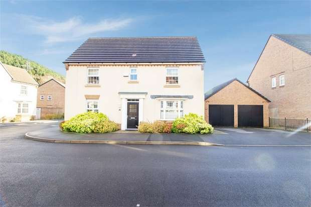 4 Bedrooms Detached House for sale in Ocean View, Jersey Marine, Neath, West Glamorgan