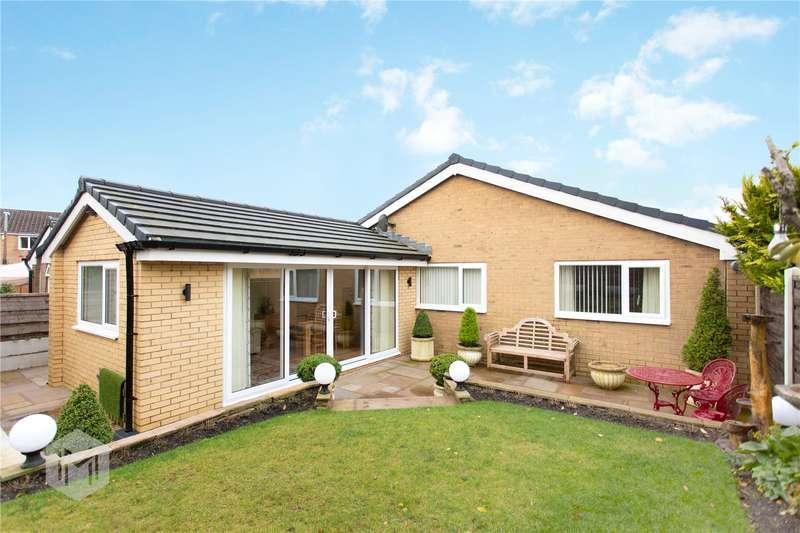 3 Bedrooms Detached Bungalow for sale in Edale Avenue, Haslingden, Rossendale, Lancashire, BB4