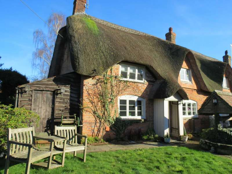 3 Bedrooms Cottage House for sale in High Street, Burbage. Semi-detached cottage + annex