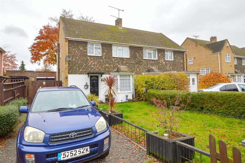 3 Bedrooms Semi Detached House for sale in The Bounds, Aylesford