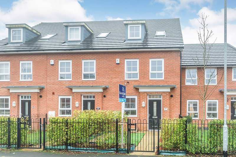 4 Bedrooms Semi Detached House for sale in Clydesdale Drive, Chorley, Lancashire, PR7