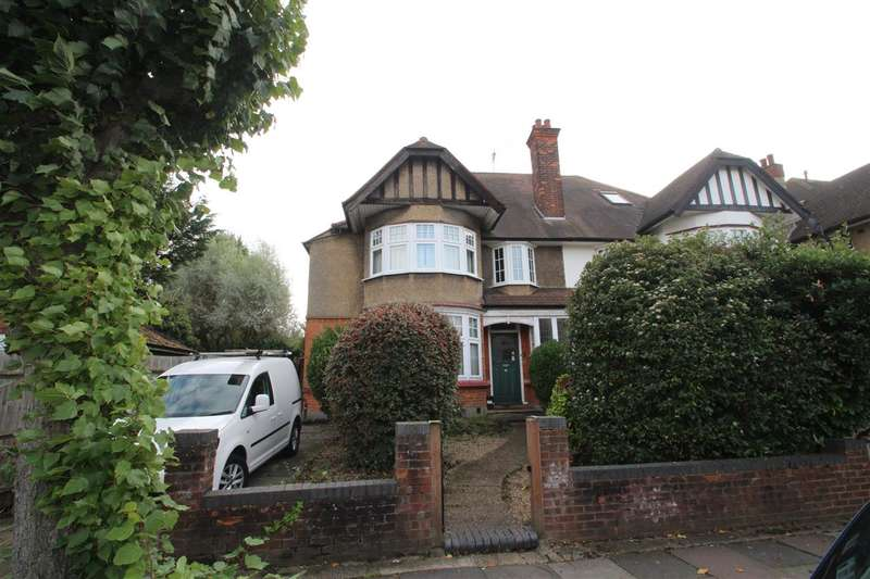3 Bedrooms Maisonette Flat for sale in Sylvan Avenue, Mill Hill
