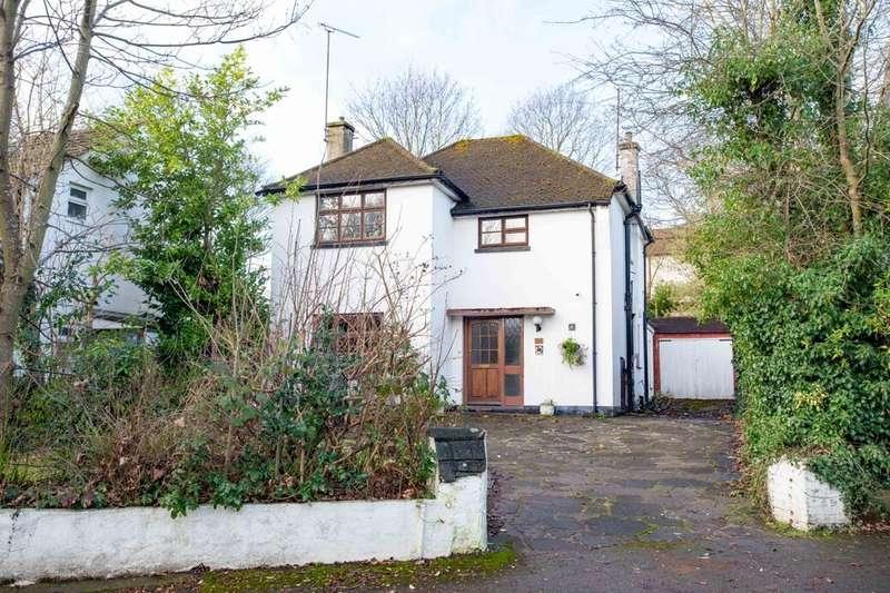 4 Bedrooms Property for sale in Wimborne Avenue, Chislehurst, BR7