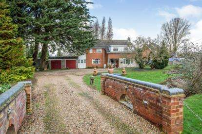 4 Bedrooms Detached House for sale in Forncett St. Peter, Norwich, Norfolk