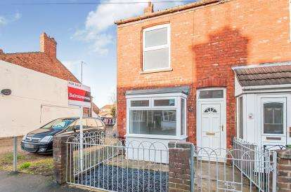 2 Bedrooms End Of Terrace House for sale in Argyle Street, Boston, Lincolnshire, England