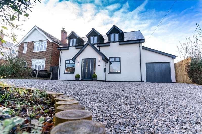 4 Bedrooms Detached House for sale in Dobholes Lane, Smalley, Ilkeston, Derbyshire, DE7
