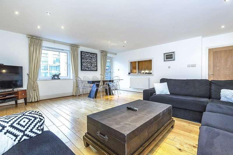 3 Bedrooms Apartment Flat for sale in Beckford Close, Kensington